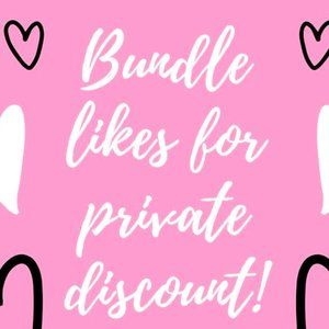 Bundel 3 or more the lowest price item is FREE!!!